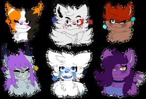 (GIFT) Blushy Babies