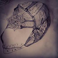 Anxiety by nolongerhumantef