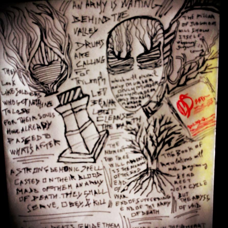 Inner Flame by nolongerhumantef