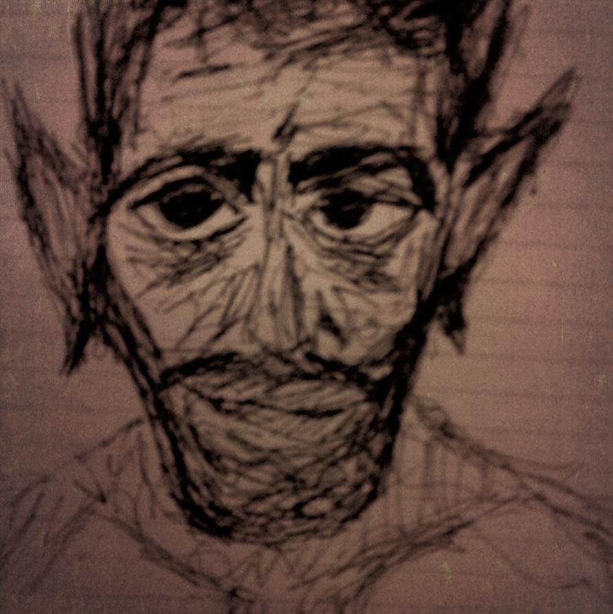 autoportrait31 by nolongerhumantef