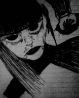 Aya Sato Portrait_1 by nolongerhumantef