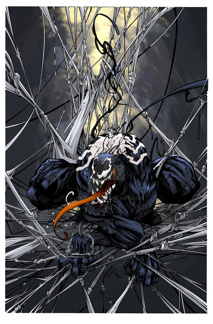 Venom by Jbry4n