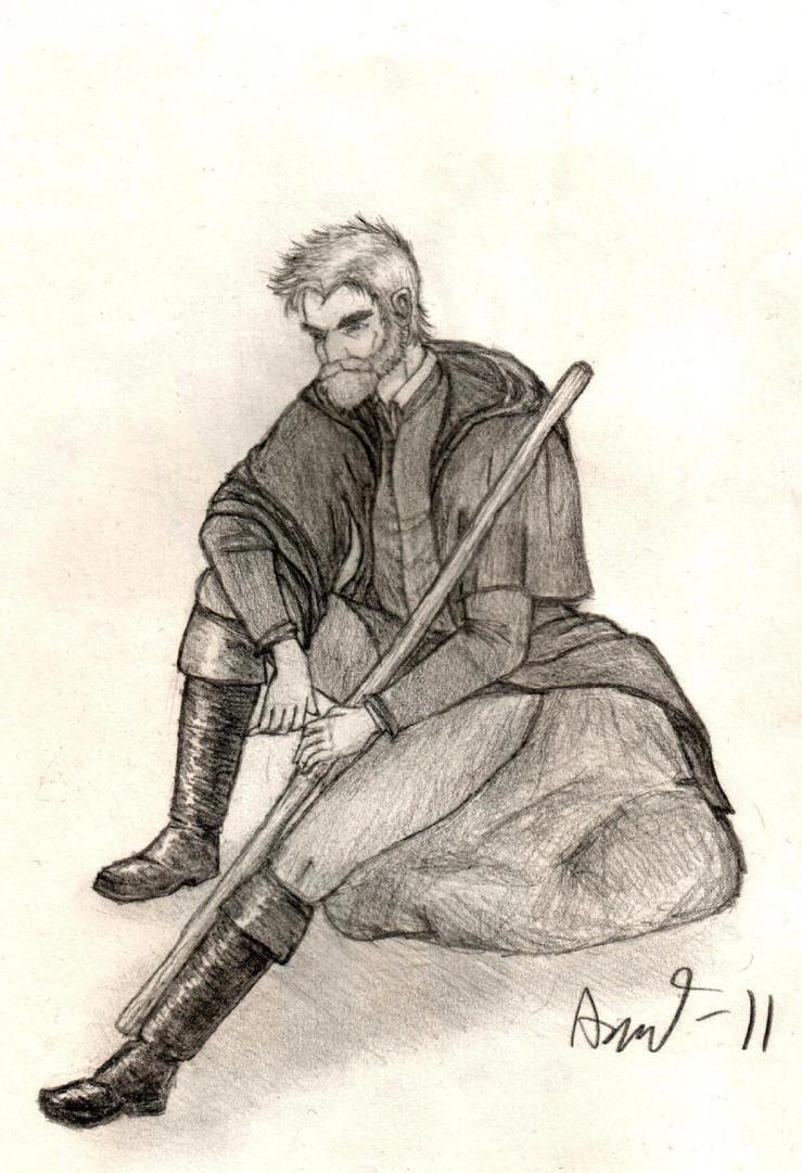 John Gregory by Xmas-freak-hikaru