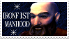Khelgar Stamp: Ironfist Manhood by Xmas-freak-hikaru