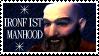 Khelgar Stamp: Ironfist Manhood by Xmas-freak-hikaru