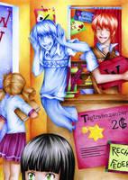 Weasley's Wizard Wheezes by Fayh