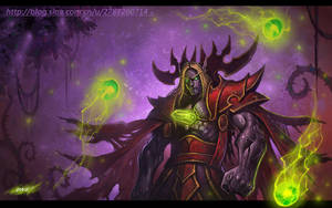 Kael'thas Sunstrider by Dark-ONE-1