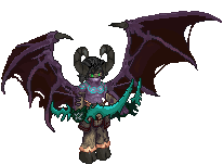 Illidan -RO sprite- by YouAreAPirate