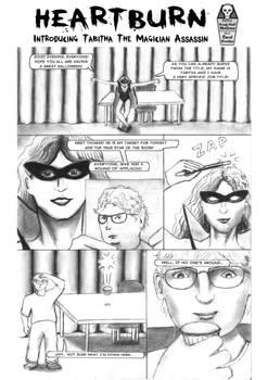 'heartburn' page 1