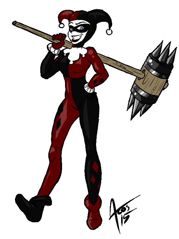 Harley Quinn by Cynos-Zilla