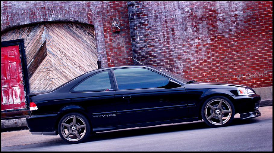 Honda Civic Si Coupe by im on DeviantArt
