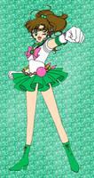 Sailor Jupiter, live in action