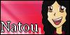 Natou internet persona Stamp by NatouMJSonic