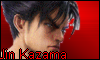 Jin Kazama 2 Stamp by NatouMJSonic
