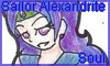 Stamp points Commission Sailor Alexandrite Soul by NatouMJSonic