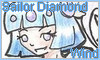 Stamp Points commission Sailor Diamond Wind by NatouMJSonic