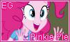 EG Pinkie Pie Stamp 2 by NatouMJSonic