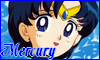 Sailor Mercury Stamp by NatouMJSonic