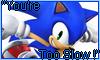 Super Smash Bros U Sonic by NatouMJSonic