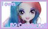EG Celestia Doll by NatouMJSonic