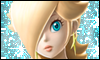 Rosalina Stamp by NatouMJSonic