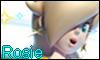 Rosalina Super Mario 3D World Stamp by NatouMJSonic