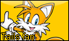 Tails fan stamp by NatouMJSonic