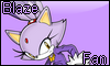 Blaze fan stamp by NatouMJSonic