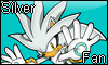 Silver fan stamp by NatouMJSonic