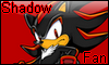 Shadow Fan Stamp by NatouMJSonic