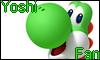 Yoshi Fan by NatouMJSonic
