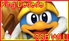 King Dedede SSB Wii U Stamp by NatouMJSonic