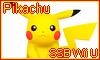Pikachu SSB Wii U Stamp by NatouMJSonic