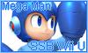 Mega Man SSB Wii U Stamp by NatouMJSonic