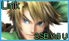 Link SSB Wii U Stamp by NatouMJSonic