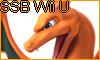 Charizard SSB Wii U Stamp by NatouMJSonic