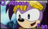 Queen Aleena Fan Stamp by NatouMJSonic