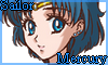 Sailor Mercury Crystal Stamp by NatouMJSonic