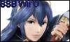 Lucina Super Smash Bros Wii U Stamp by NatouMJSonic