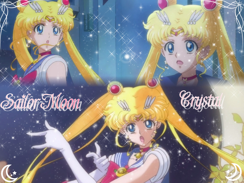 Sailor Moon Crystal Wallpaper By Natoumjsonic On Deviantart
