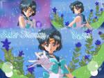 Sailor Mercury Crystal Wallpaper
