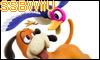 Duck Hunt Duo SSBWiiU Stamp by NatouMJSonic