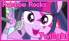 Rainbow Rocks Twilight Stamp by NatouMJSonic