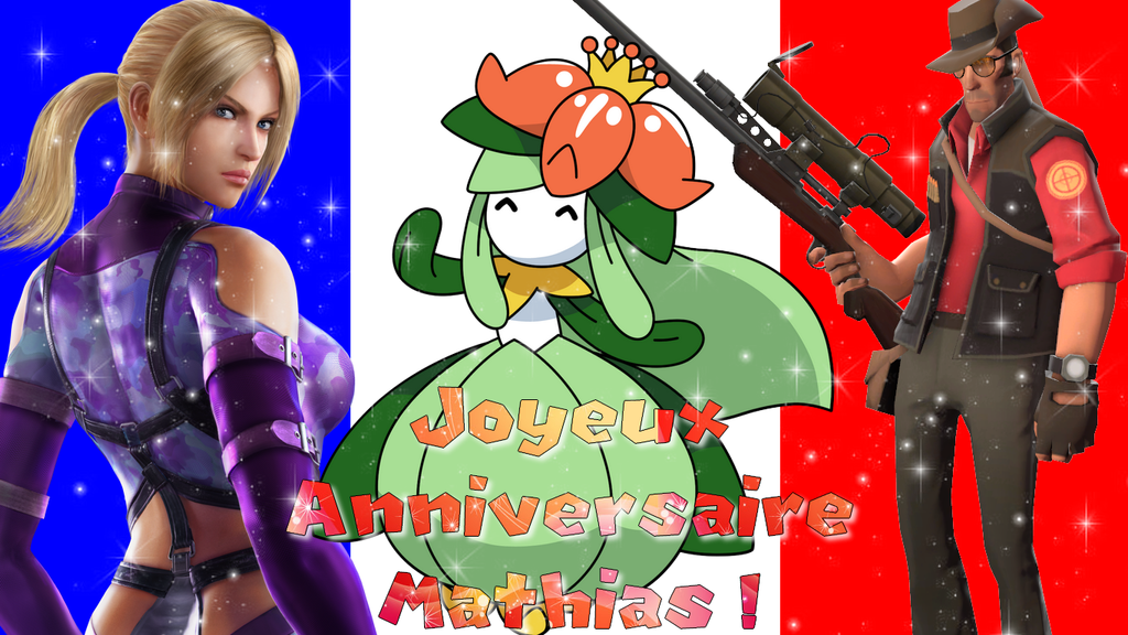joyeux anniversaire mathias by natoumjsonic on deviantart