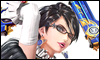 Bayonetta Super Smash Bros Stamp by NatouMJSonic