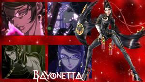 Bayonetta Wallpaper by NatouMJSonic