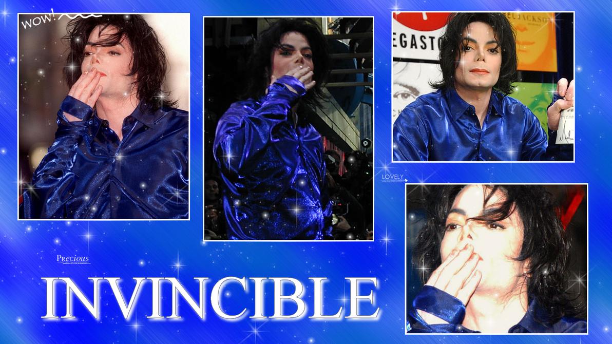 Michael Jackson Invincible Wallpaper By NatouMJSonic