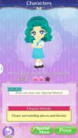 Sailor Moon Drops, Michiru by NatouMJSonic