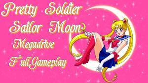 Pretty Soldier Sailor Moon Megadrive Thumbnail by NatouMJSonic