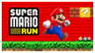 Super Mario Run Stamp by NatouMJSonic